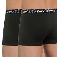 2 pack pánskych boxeriek DIM X-Temp čierne