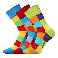 3 pack ponožiek Decube Mix A