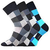 3 pack ponožiek Decube Mix B