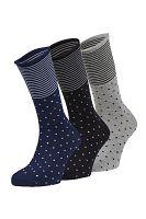 3 pack ponožiek Marco