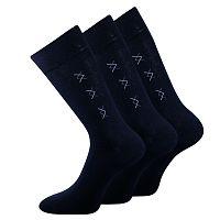 3 pack spoločenských ponožiek Doratek