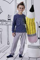 Chlapčenské pyžamo Jacqard