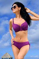 Dámske dvojdielne plavky Jimbaran purple