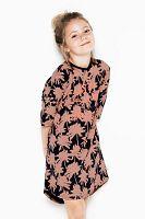 Dievčenská nočná košeľa Palm Trees