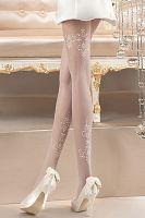 Luxusné pančuchové nohavice Pearl 118