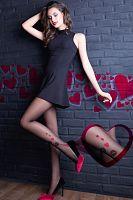 Pančuchové nohavice Lovers 11
