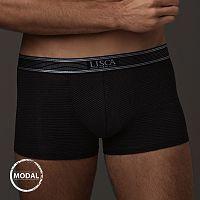 Pánske boxerky LISCA Zeus Modal Black