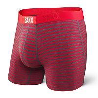 Pánske boxerky Saxx Vibe Hiker Stripe