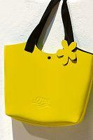 Plážová taška Lady Etna žltá