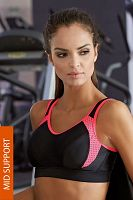 Športová podprsenka LORIN Pink