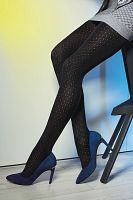 Vzorované pančuchové nohavice Loretta 118 50 DEN