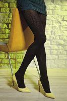 Vzorované pančuchové nohavice Loretta 120 50 DEN
