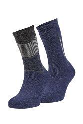 2 pack hrejivých ponožiek Sergio
