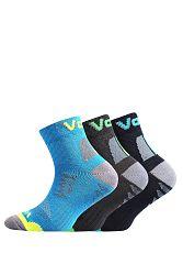 3 pack chlapčenských ponožiek Kryptoxík