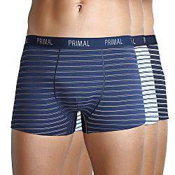 3 pack pánskych boxeriek PRIMAL B214