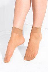 5 párov ponožiek Nylon