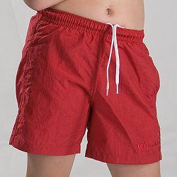 Chlapčenské kúpacie šortky GERONIMO červené