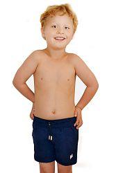 Chlapčenské plavky Leonard Navy Blue
