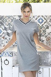 Dámske letné šaty Corfu sivé