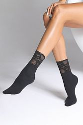 Dámske ponožky Fumi 80 DEN