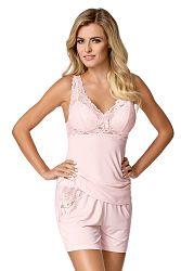 Dámske pyžamo Bona ružové