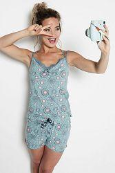 Dámske pyžamo Circles