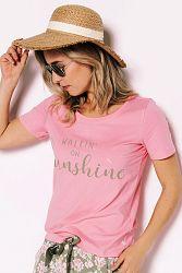 Dámske pyžamové tričko Sunshine