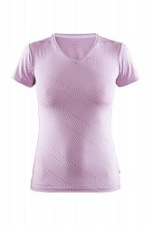 Dámske tričko CRAFT Essential fialové