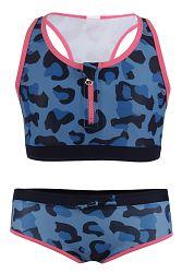 Dievčenské dvojdielne plavky Lea