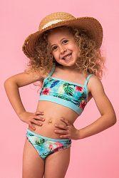 Dievčenské dvojdielne plavky Linda