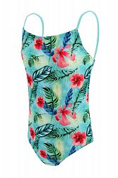 Dievčenské jednodielne plavky Summer