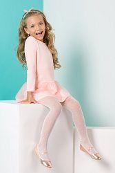 Dievčenské pančuchové nohavice Nela