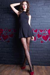 Pančuchové nohavice Lovers 10