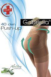Pančuchové nohavice s Push-Up efektom 40 DEN