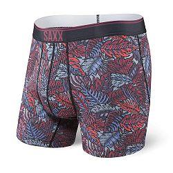 Pánske boxerky SAXX Quest Red Tropics