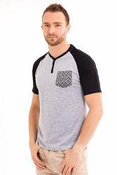 Pánske tričko MF Grey