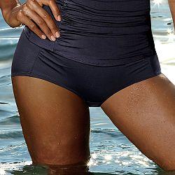 Spodný diel dámskych plaviek curves Fiji Black