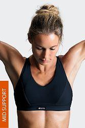 Športová podprsenka Shock Absorber Active Sports Padded bez kostíc