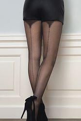 Vzorované pančuchové nohavice Fancy11 20 DEN